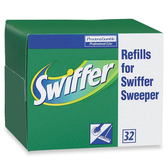 Pandg Swiffer Refill Cloth 32 Box Quickship Com