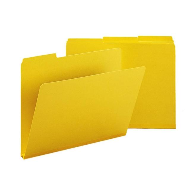 Smead Colored Pressboard Folder