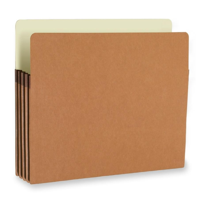 Smead Tuff Pocket Expanding File Pocket 25 Box