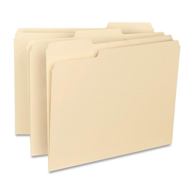 Smead WaterShed Top Tab File Folder