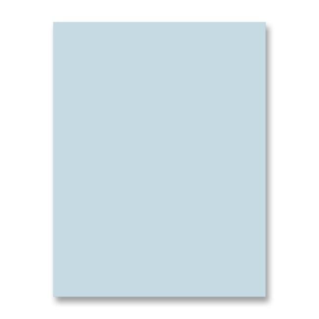 Sparco Premium Grade Pastel Color Copy Paper 500 Ream Blue Quickship