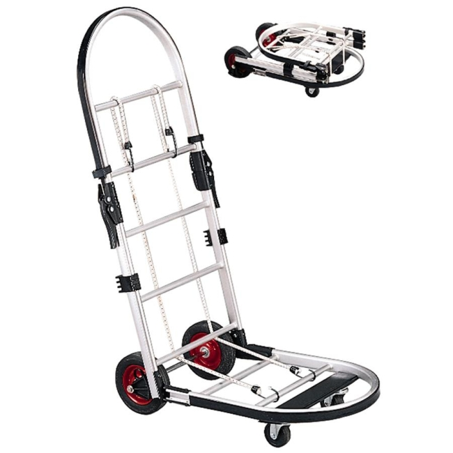 Sparco Portable Platform Cart 4 X 2 50 Quot Rubber Wheels