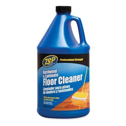 Zep Hardwood And Laminate Floor Cleaner 1 Gal Floor Quickship