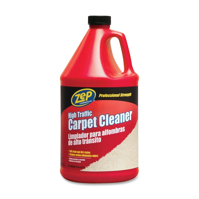 Zep Zuhtc128 High Traffic Refill Carpet Cleaner 1 Gal