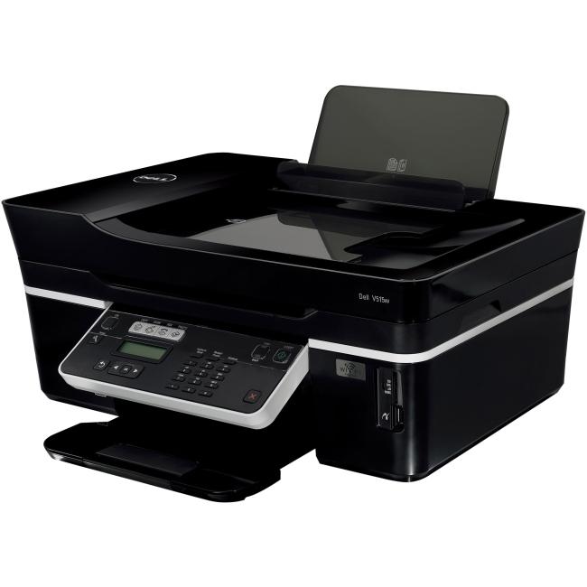 dell v515w inkjet multifunction printer color plain paper print rh quickship com Dell V525w Printer Dell V515w Printer Driver