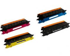 Brother HL-4040CDN Brother HL-4040CDN - Toner Cartridges (Black, Cyan, Magenta, Yellow)