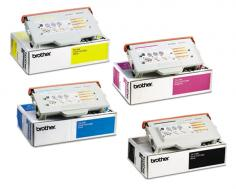 Brother MFC-9420CN Brother MFC-9420CN - Toner Cartridges (Black, Cyan, Magenta, Yellow)