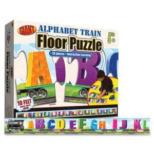 Carson-Dellosa Floor Puzzle - Theme/Subject: Learning, Fun - Skill Learning: Alphabet, Letter, Picture Words - 26 Pieces