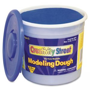 ChenilleKraft 3lb Tub Modeling Dough - Blue