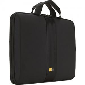 "Case Logic QNS-113 Carrying Case for 13.3"" Notebook - Black"