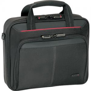 "Targus Carrying Case for 15.6"" Notebook - Black, Red"