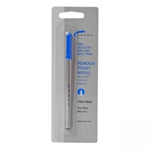 Cross Selectip Porous Point Pen Refill Blue Ink
