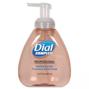 Dial Complete Professional Foaming Hand Soap - Fresh Scent Scent - 15.20 oz - Pump Bottle Dispenser - Anti-bacterial, Antimicrob