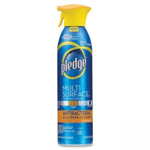 Diversey Pledge Multisurface II Cleaner - Spray - 9.70 oz (0.61 lb) - Clear