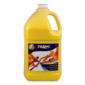 Dixon Prang Ready-To-Use Tempera Yellow Activity Paint 4 quart