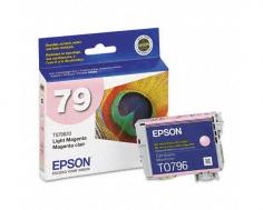 Epson Stylus Photo 1400 Epson Stylus Photo 1400 Light Magenta Ink Cartridge (OEM) 810 Pages