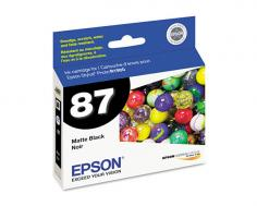 Epson Stylus Photo R1900 Epson Stylus Photo R1900 Matte Black Ink Cartridge (OEM) 915 Pages