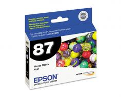 Epson Stylus Photo R1900 Epson Stylus Photo R1900 Photo Black Ink Cartridge (OEM) 5630 Pages