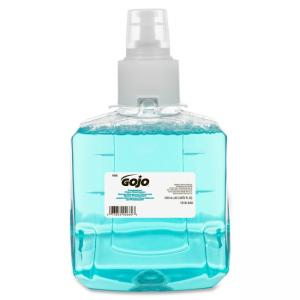 Gojo Pomeberry Foam Handwash Refill - Pomeberry Scent - 40.6 fl oz (1200 mL) - Moisturizing - Light Blue - 1 Each