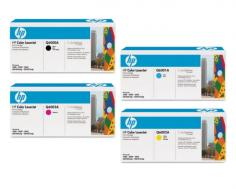 HP Color LaserJet 2605dn HP Color LaserJet 2605dn - Toner Cartridges (Black, Cyan, Magenta, Yellow)