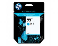 HP DesignJet T770 HP DesignJet T770 Cyan Ink Cartridge (OEM) (Prints 69 Pages)