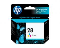HP DeskJet 3740 HP DeskJet 3740 Tri-Color InkJet Cartridge (OEM) (Prints 190 Pages)