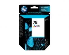 HP DeskJet 970cxi HP DeskJet 970cxi Tri-Color InkJet Cartridge (OEM) (Prints 450 Pages)