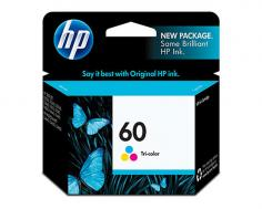 HP DeskJet D2530 HP DeskJet D2530 Tri-Color InkJet Cartridge (OEM) (Prints 165 Pages)