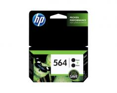 HP PhotoSmart eStation HP PhotoSmart eStation Black Ink Cartridge Twin Pack (OEM) 250 Pages