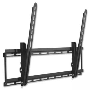 "Lorell Mounting Bracket for TV - 32"" to 70"" Screen Support - 150 lb Load Capacity - Steel - Black"