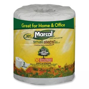 Marcal Bath Tissue White 48 / Carton