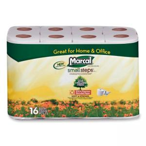 Marcal Premium Bath Tissue White 16 / Pack