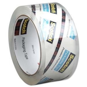 3M Packaging Tape Refill Clear - 6 / Pack - Clear