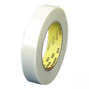 3M Filament Tape Clear 60 Yards - 1 Roll - Clear