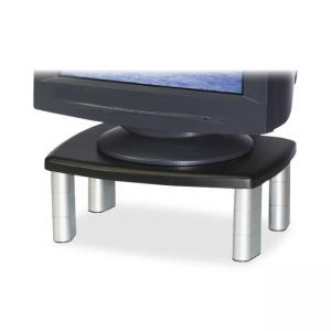 3M MS80B Monitor Stand for CRT & LCD - Silver, Black