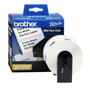 "Brother Address Label - 800 ct.White 1.14"" Width x 2.44"" Length 1 Roll"