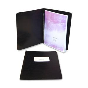 Acco Pressboard Report Cover - Black