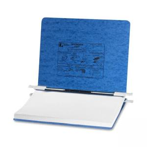 Acco Presstex Recycled Data Binder with Hooks - Light Blue