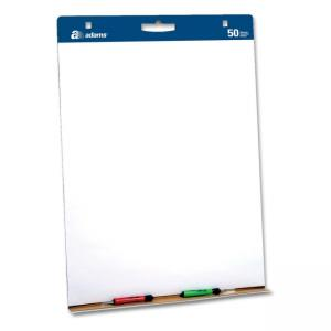 Adams Easel Pad With Carrying Handle -  2 / Pack