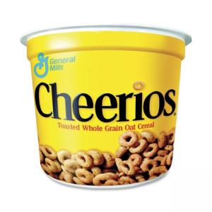 Advantus Cheerios Cereal-in-a-Cup - 6 / Pack