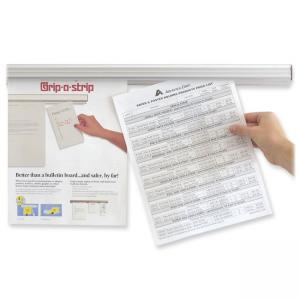 Advantus Grip-A-Strip Display Rail