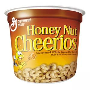 Advantus Honey Nut Cheerios Cereal-In-A-Box - 6 / Pack