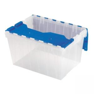 "Akro-Mils Keep Box Container with Lid - 12.50"" Height x 15"" Width x 21.50"" Length"