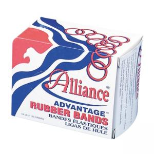 Alliance Rubber Advantage Rubber Bands - Size: 64