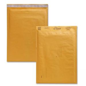 "Alliance Rubber Naturewise Cushioned Mailer #5, 10.50"" Width x 16""  25 / Carton"