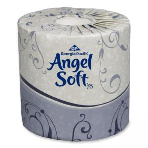 Angel Soft PS Bathroom Tissue 20 / Carton White