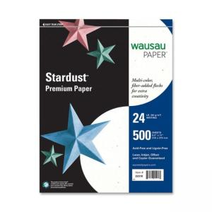 Astro Astrobrights Colored Paper - 500 / Ream - Stardust White