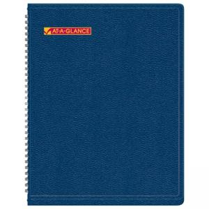 At-A-Glance Professional Weekly Appointment Book - Navy Blue