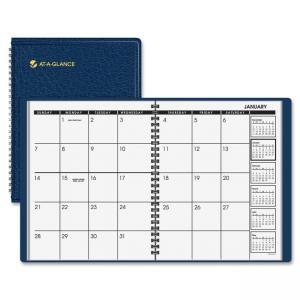 "At-A-Glance Classic Monthly Planner - Monthly - 6.88"" x 8.75"" - January till December"