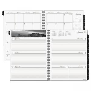At-A-Glance Executive Professional Weekly and Monthly Planner Refill - White